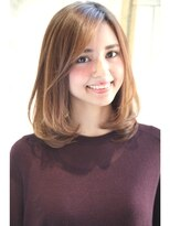 ダミア(DAMIA)◆外国人風うるツヤ美人カラー×カットが重要!ワンカールボブ