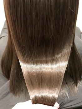 オーティティ(O tete)の写真/【某有名雑誌に掲載/各メディアより多数オファー☆】一度素髪に戻し20種類の薬剤を調合≪Re'res-リリス-≫