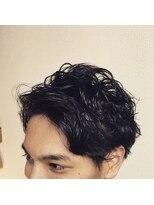 ヘアー ドゥ リベロ(Hair do LibeRo)ツーブロ × スパイラル