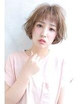 【Blanc/目黒】オン眉__ショートボブ