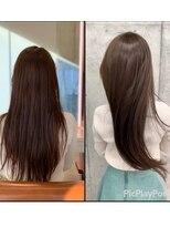 ジーナハーバー(JEANA HARBOR)【JEANAHARBOR後藤】髪質改善でしなやかな美髪へ!