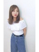 シェリィ(Cheri)外国人風カラー☆