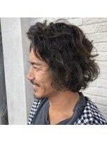 【Lee高槻】☆メンズエアリーパーマ☆
