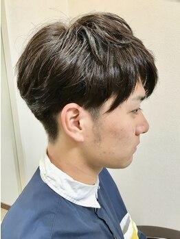 """アルスヘアデザイン(ars hair design)の写真/細部にまでこだわり抜いた再現性の高いカットは""""セットが簡単""""で、""""モチも良い""""と男性ファン続出!!"""