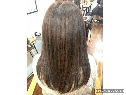 ディープ ヘアースペース(Deep hair space)の写真