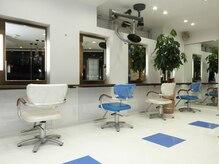 ヘアーヒロ 中西店(hair HIRO)の雰囲気(清潔感のある落ち着いた空間。)