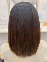 ラフォンテ ドゥーエ(LA FONTE due)髪質改善カラーエステ