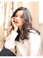 【soy-kufu】透け感のあるホワイトアッシュスタイル