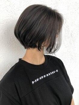 ゴッドヘアーアンドメイク 高崎店(GOD Hair&Make)の写真/【お手頃価格だから通いやすい♪】ハイクオリティ×リーズナブル!透明感&艶感のある柔らかな色味が叶う☆