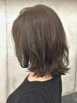 ジーナハーバー(JEANA HARBOR)【JEANAHARBOR、後藤】クセ毛×パーマでより扱いやすいボブに!