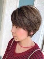 ヘアードットツミキ(HAIR.TSUMIKI)ハンサムショート