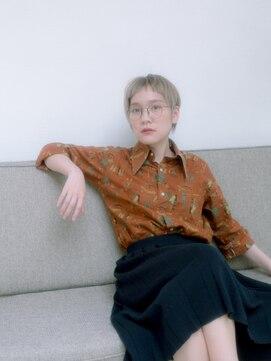 ケーズ コレクション 郡山店(K's collection)大胆マッシュショート