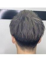 wealstar hair designメンズショート