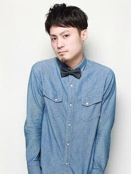 フロー 東中野(Flow)の写真/【カット+男磨きコース¥11362⇒¥5681】似合う髪型はもちろん、男をあげるお手伝いを低価格で♪