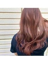 ヘアーフィックス リュウアジア 越谷店(hair fix RYU Asia)【Ryuasia越谷店】スウィートピンク