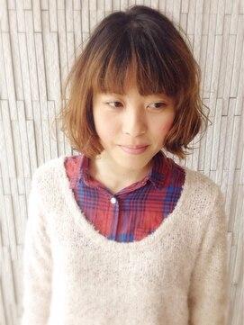大賀 ヘアビューティ(Oga Hair beauty)ゆるふわパーマ