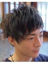 ディスパッチヘアー 甲子園店(DISPATCH HAIR)立体感ショートスタイル