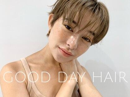グッデイ ヘアー(GOOD DAY HAIR)の写真