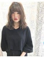 アリス ヘア デザイン(Alice Hair Design)☆Alice☆ホワイト系ブラウン