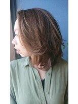 クブヘアー(kubu hair)《Kubu hair》大人透明感カラー