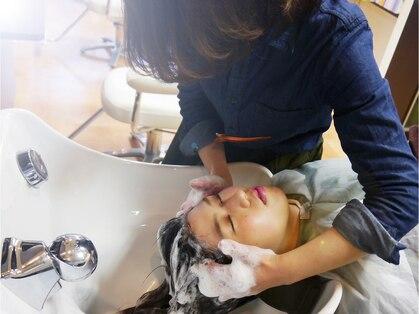 ヘア ジュレ(hair jurer)の写真