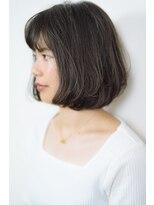 1001ミル ヘアーメイク プラス カフェ(1001 mille hairmake+cafe)ふんわり内巻きボブ☆