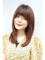 ヘアーメイク リアン 新田辺店(Hair Make REAN)◆REAN 京田辺/新田辺◆コンパクトなつやつやストレート