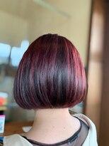 ヘアーシー(HAIR C,)[HAIR C shoichi]ツヤっと綺麗なボブ