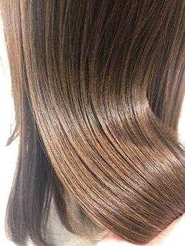 クラメール 黒崎コムシティ店(Kraemer)の写真/夏にキレイなヘアスタイルを楽しむ為に髪質改善トリートメントで美髪を育みませんか?