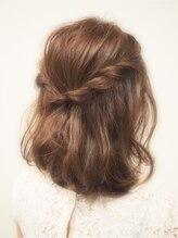 ヘアーサロン ノーヴェトウキョウ(Hair Salon Nove Tokyo)<Nove>簡単アレンジもできちゃうミディアムボブ♪