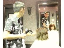 ユーアール 本店(UR)の雰囲気(「ナノスチーム」で髪にたっぷり潤いを)