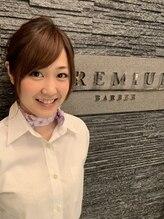 プレミアムバーバー 原宿店(PREMIUM BARBER produce by HIRO GINZA)西 聡実