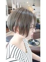 クッキー ヘアーアンドメイク(COOKIE Hair&Make)【COOKIE 】ヌーディボブ