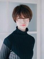 【GrandChariot 笹塚】刈り上げショートボブ