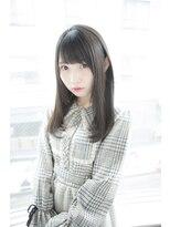 【salon de MiLK 原宿】ワンカール×耳かけイルミナカラー
