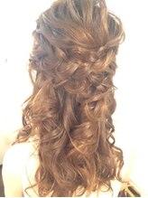 ヘアーサロン アオ(Hair Salon Ao)アップスタイル ロング
