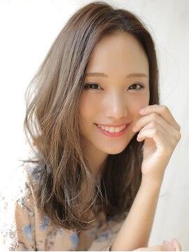 アグ ヘアー ティアラ 泉中央店(Agu hair tiara)ニュアンスウェーブラフミディ