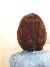 ヘアーメイク セラヴィ(Hair Make C'EST LA VIE)レイヤーボブ