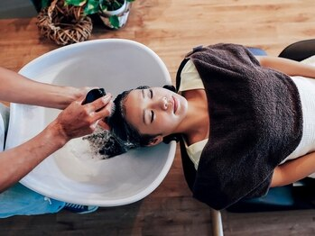 """レーベンスフロイデ(LebensFreude)の写真/話題の""""marbb""""使用で頭皮の汚れを綺麗に落とします♪"""