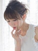 オジコ(ojiko)☆月曜営業☆【ojiko.】大人可愛いウェットアレンジ