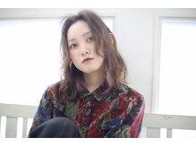 【透明感×やわらかさ】カラーこだわり★どんどん綺麗な美髪へ!イルミナカラー