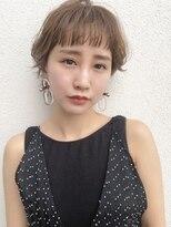 ノイ(noi)#noi_style 外国人風ハイトーンショート