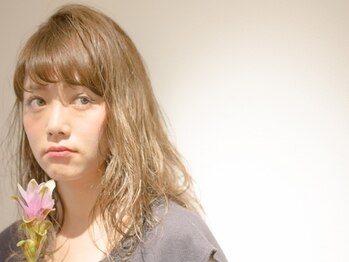 ミリー(millie)の写真/【イルミナカラー取扱店!】カラーリングはやめられない!けど髪の傷みやパサつきが気になる方にオススメ☆