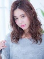オーブ ヘアー ニア 御茶ノ水店(AUBE HAIR nia)綺麗め小顔カール