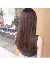 クリスタルマジック 松原店(CRYSTAL MAGIC)髪質改善エンジェルリングカラー
