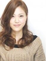 ヘアメイクエシェル 小松店(Hair Make e‐shell)ナチュラルカール