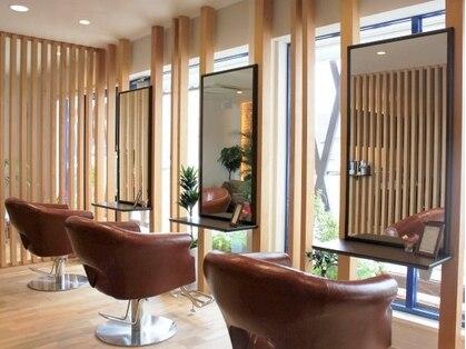 ヘアーサロン エクシア(Hair Salon EXIA)の写真