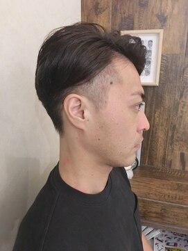 ネオヘアー 曳舟店(NEO Hair)七三分けショート(曳舟)