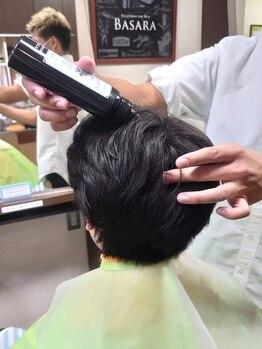 髪ファッション四季 音羽店の写真/【護国寺/高技術サロン】髪質改善にも繋がるヘッドスパで日ごろのストレスもリフレッシュ