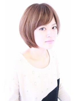 ヘアーコンフォート(hair comfort)の写真/あなただけの黄金比率を見極める【ダイヤモンドカット】は《hair comfort》にお任せ!